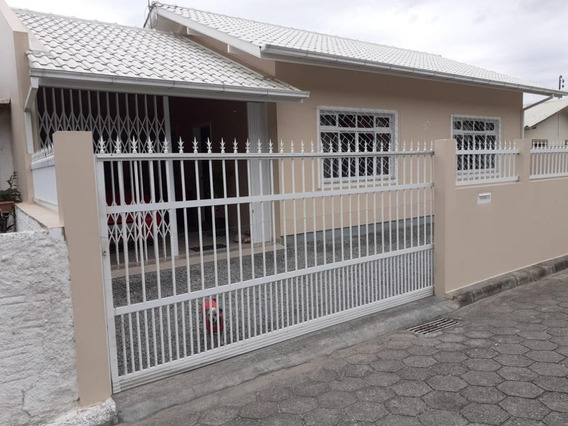 Casa 2 Dormitórios - Barra Do Aririú - Palhoça/sc - Ca2389