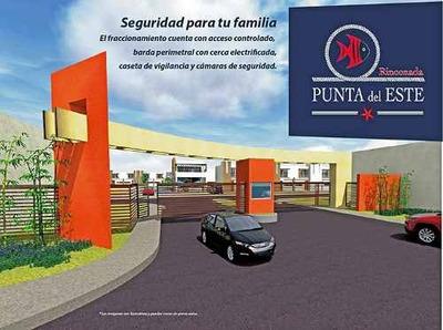 Casa De 2 Plantas, 3 Recamaras En Rinconada Punta Del Este