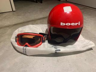 Casco Ski Niño Boeri