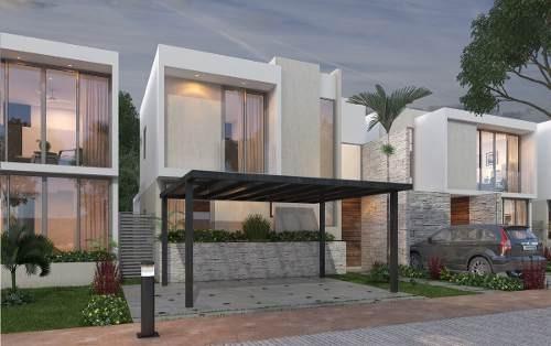Casa Nueva En Venta En Privada Siara, Modelo Laia, Dzitya, Mérida Norte