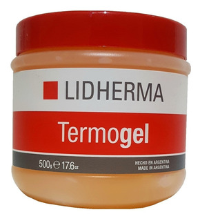 Lidherma Termogel X500 Gel Termico Reductor Fosfatidilcolina