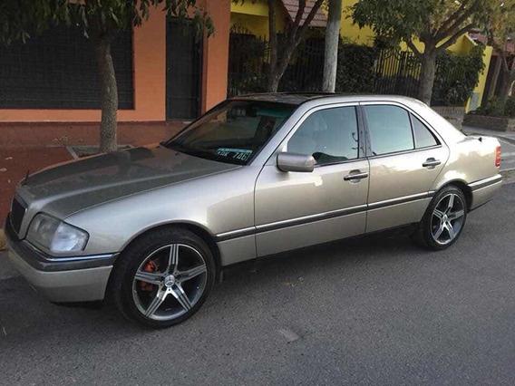 Mercedes-benz Clase C 2.8 C280 Elegance 1995