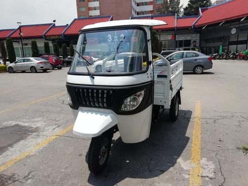 Imagen 1 de 13 de Islo Motocarro 200 Cabina