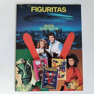Álbum De Figuritas V - Invasión Extraterrestre