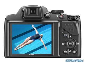 Nikon - Coolpix P530 - 2016 - Zoom De 42x - Entrada Hdmi