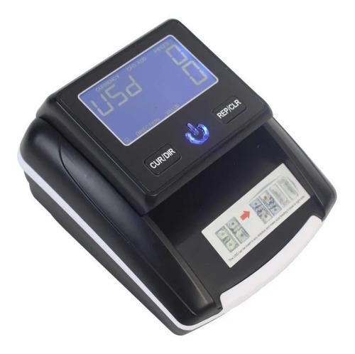 Detector Contador Billetes Falsos Banknote Dolar Euro