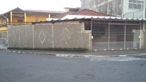 Casa  Residencial À Venda, Torres Tibagy, Guarulhos. - Ca0012