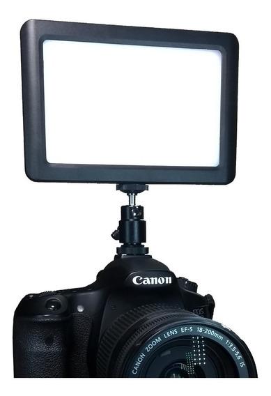 Iluminador 192 Leds Slim Para Video Dslr Led