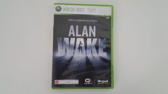 Jogo Alan Wake - Xbox360 - Original