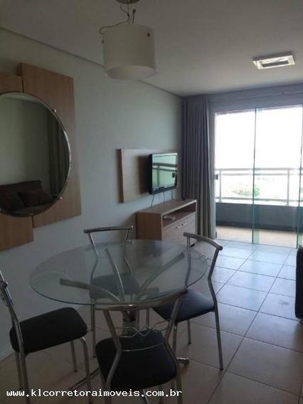 Apartamento Para Venda Em Natal, Ponta Negra, 2 Dormitórios, 2 Suítes, 2 Banheiros, 1 Vaga - Ka 0876_2-955401
