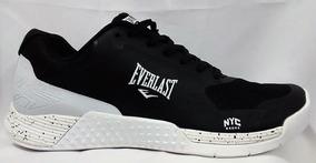 Tênis Everlast Crossfit Climber Original Preto E Branco