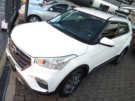 Hyundai Creta 1.6 Pulse Plus Flex Aut. 5p 2018