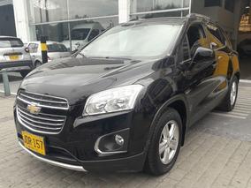 Chevrolet Tracker Lt Automatica 4x2 Techo Perfecto Estado