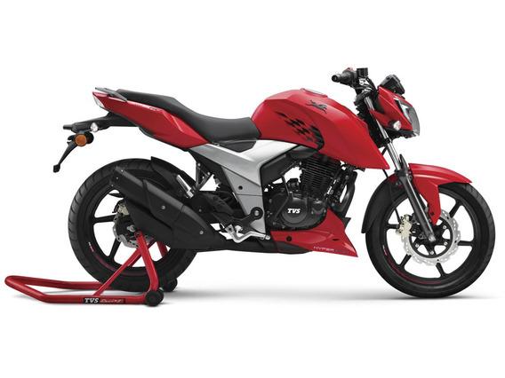 Tvs Moto Rtr 160 0km $80.000 + Cuotas 999 Motos