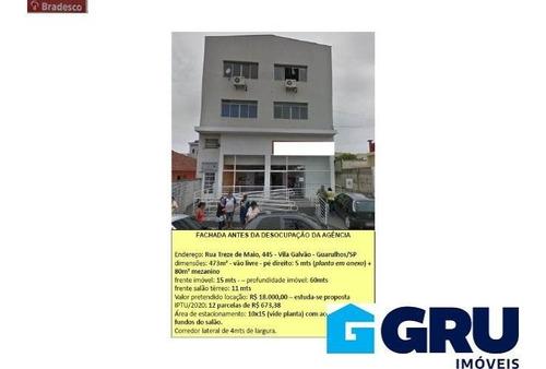 Salão Comercial Vila Galvão
