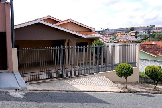 Casa Residencial Em Bragança Paulista - Sp - Ca0755