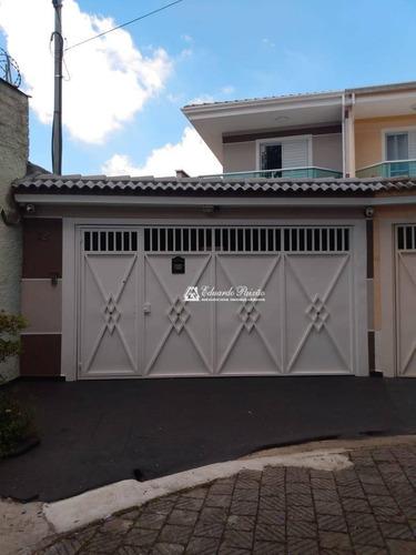 Imagem 1 de 30 de Sobrado Com 3 Dormitórios À Venda, 122 M² Por R$ 750.000,00 - Vila Yaya - Guarulhos/sp - So0301