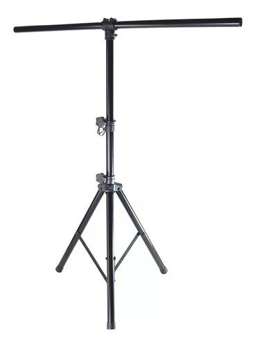 Imagen 1 de 6 de Stand Tripie Pedestal Para Luces Par Led Profesional C/funda