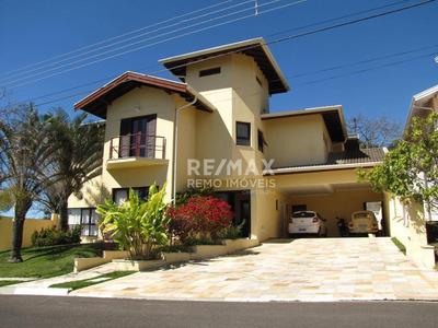 Casa Residencial À Venda, Condomínio Residencial Querência, Valinhos - Ca6249. - Ca6249