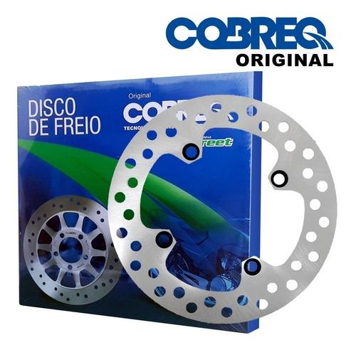 Disco De Freio Dianteiro Xre 300 Original Cobreq