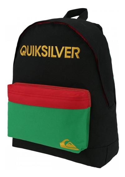 Qk Mochila Basic Black Rasta - 78.74.1615