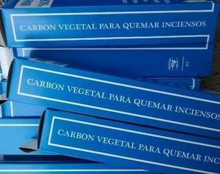 Carbón Vegetal Para Quemar Inciensos Brasa Sacra