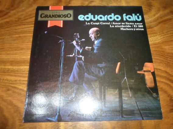 Eduardo Falu - Grandioso * Disco De Vinilo