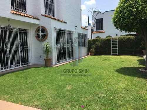 Casa En Renta Amueblada De 4 Recamaras En San Juan Del Rio