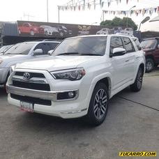 Toyota 4runner Blindado Nivel 3