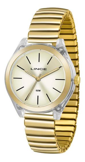 Relógio Lince Analógico - Lrg4484p C1kx C/ Nf E Garantia U