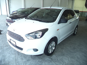 Ford Figo 1.5 Energy Sedan At Muy Economico De Gasolina
