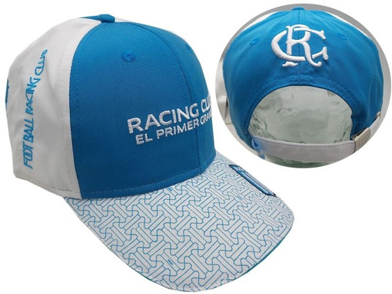 Gorro De Racing Club Oficial
