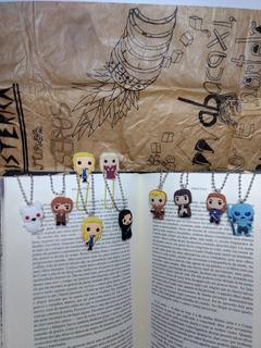 Coleção Game Of Thrones Kit Com 8 Chaveiros