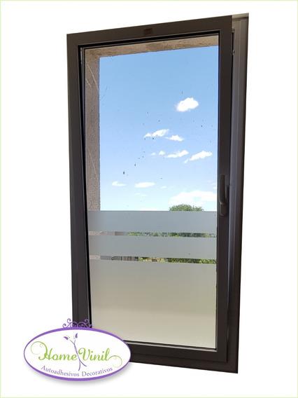 Vinilos Decorativos Esmerilados Para Vidrios Baños Ventana