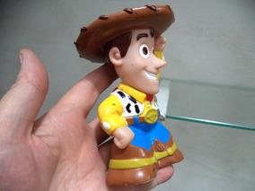 Toy Story- Wood Antigo Em Vinil Miniatura Disney
