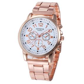 Relógio Feminino Kit Com 3 Relógios Das Mulheres