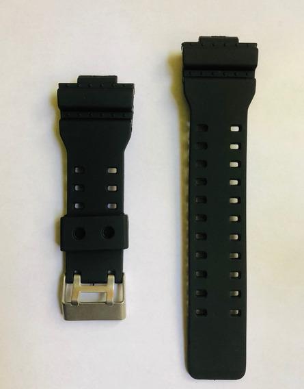 Correa Para Casio G Shock Ga100 110 120 300 Relojfilia