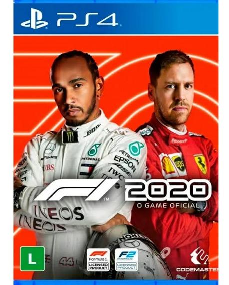 F1 2020 Ps4 Dublado Em Portugues