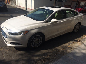Ford Fusion 2.0 Se Luxury L4//t At
