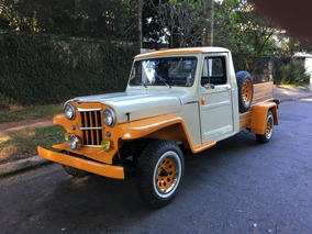 F 75 F75 Rural Willys Ford Pick Up