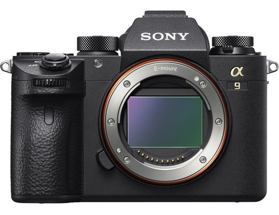 Câmera Sony A9 Mirrorless, E-mount 4k, Sensor Bsi (corpo)