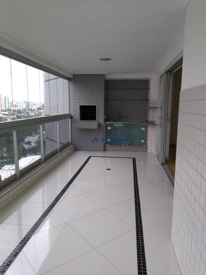 Apartamento Com 3 Dormitórios À Venda, 175 M² Por R$ 870.000 - Gleba Palhano - Londrina/pr - Ap0977