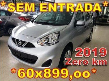 Nissan March 1.0 12v S 5p