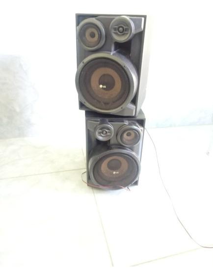 Caixa De Som LG Speaker System 2 Unidades