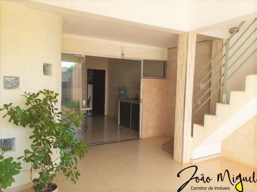 Casa Solo Sagrado, Ca00413, Catanduva, Joao Miguel Corretor De Imoveis, Venda De Imoveis - Ca00413 - 68472832