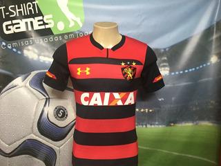 Camisa Do Sport Usada No Brasileiro 2018.