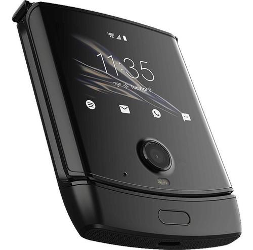 Celular Motorola Razr Dobravel Preto 128gb Tela 6.2 Cam 16mp