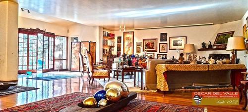 Imagen 1 de 9 de ¡en Venta! Hermosa E Iluminada Residencia En El Pedregal