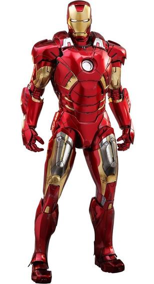Iron Man Mark Vii 7 Ex Hot Toys (capitao Thanos Spiderman)