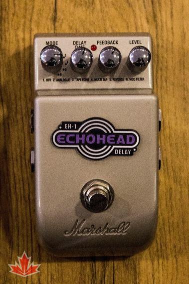 Marshall Echohead Eh-1 Delay + Nf E Garantia!